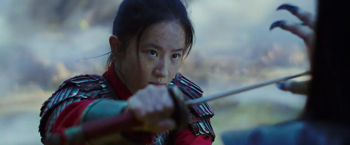 Live-Action 'Mulan' to Release on Disney+