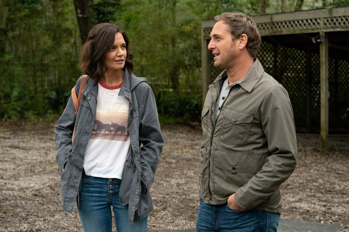 'The Secret: Dare To Dream' Trailer Drops, Starring Katie Holmes and Josh Lucas