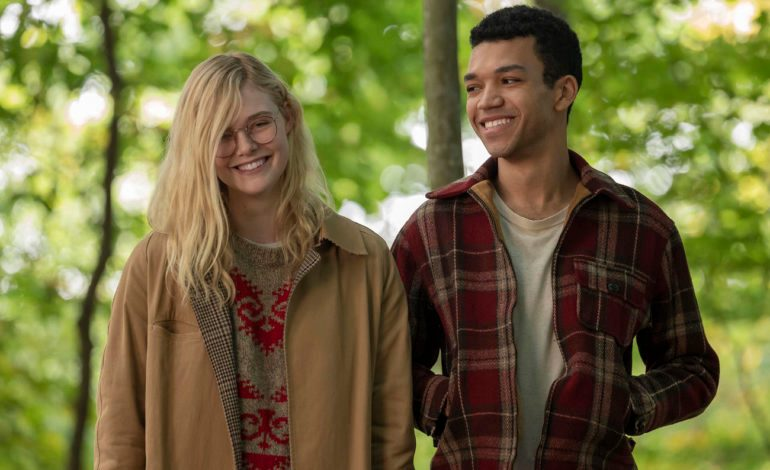 Netflix Releases 'All the Bright Places' Trailer, Starring Elle Fanning and Justice Smith