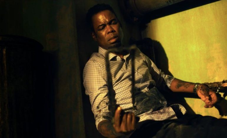 Images of Chris Rock in 'Spiral' Revealed
