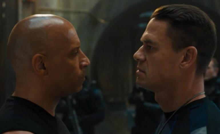John Cena Claims 'Fast & Furious 9' Is a Reason To Go To the Theaters