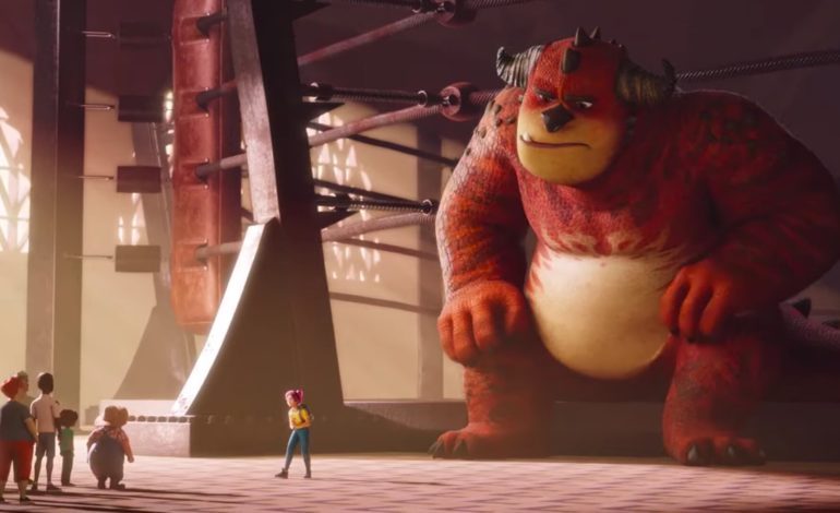 Paramount Releases Trailer for Animated Movie 'Rumble'