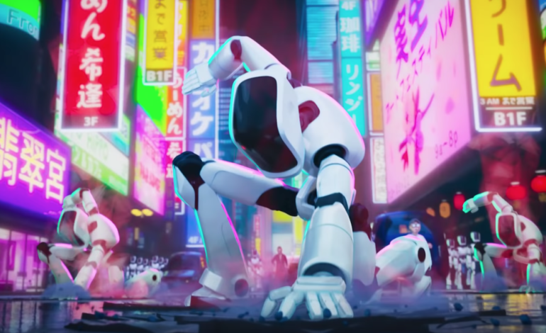 'Connected' Trailer Released, From The Masterminds of 'Spider-Man: Into The Spider-Verse'