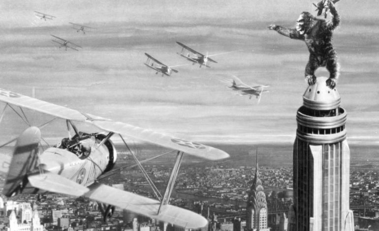 The Ape is Back! 'King Kong' Roars into theaters for a Special One Night Show!
