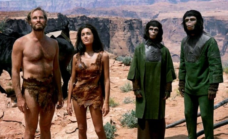 Classic Movie Review: 'Planet of the Apes' (1968)