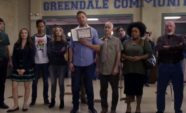 Five Years After Six Seasons, 'Community' Movie A Distinct Possibility