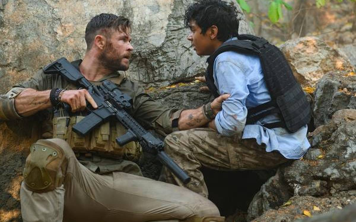 Netflix Releases Trailer of Action-Packed 'Extraction' Starring Chris Hemsworth