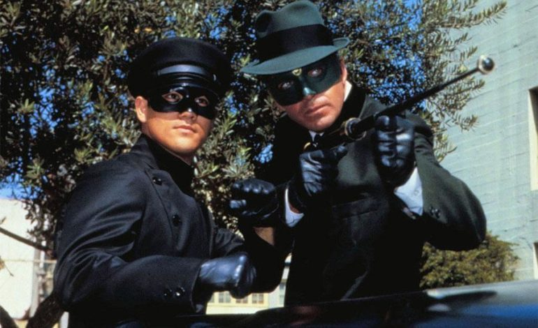 New 'Green Hornet' Movie Confirmed By Universal