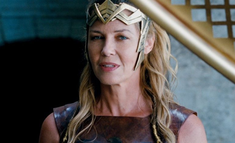 'Wonder Woman' Star Connie Nielsen Interested In Amazonian Spinoff