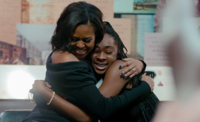 Michelle Obama Netflix Documentary Set for May 6 Release