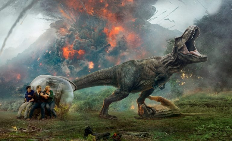 Colin Trevorrow Working On 'Jurassic World: Dominion' At Home Following Coronavirus Shutdown