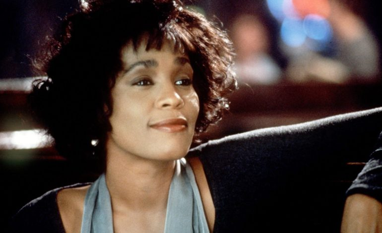 A Whitney Houston Movie Is In The Works from Director Stella Meghie