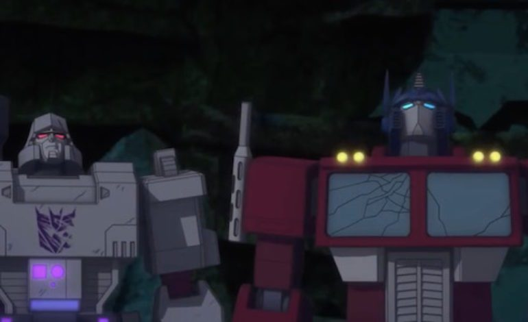 A 'Transformers' Animated Prequel is On the Way