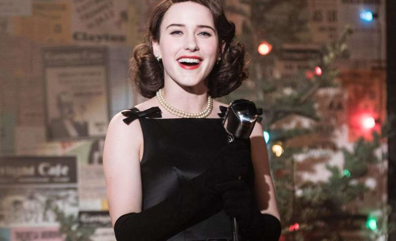 'The Marvelous Mrs. Maisel' Star Rachel Brosnahan To Lead In Dramedy 'The Switch'