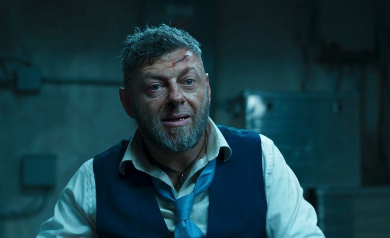 Andy Serkis to Read 'The Hobbit' for Charity