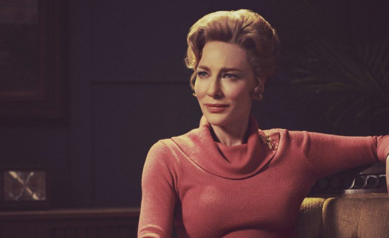 Cate Blanchett Set To Join James Gray's 'Armageddon Times' and Adam McKay's 'Don't Look Up'