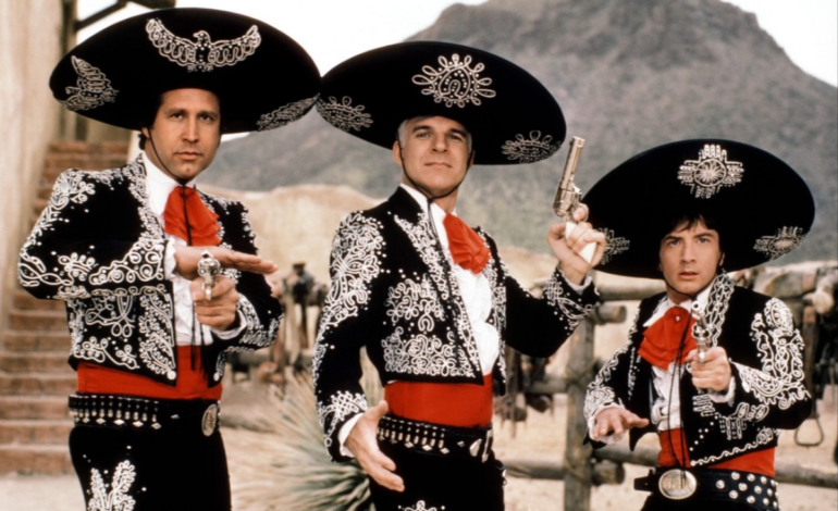 Classic Movie Review: 'Three Amigos' (1986)