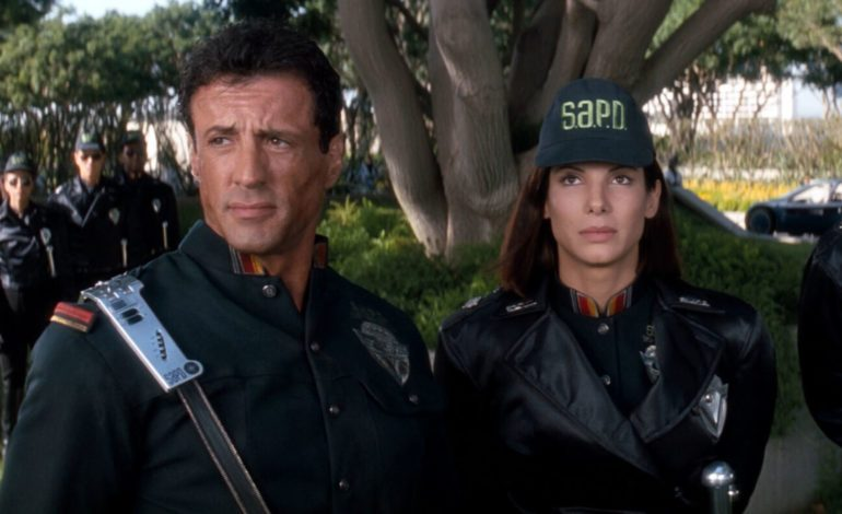Stallone Announces That 'Demolition Man 2' Is In the Works