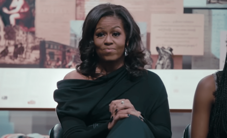 Michelle Obama Offers Intimate Look At Her Life In Official 'Becoming' Trailer