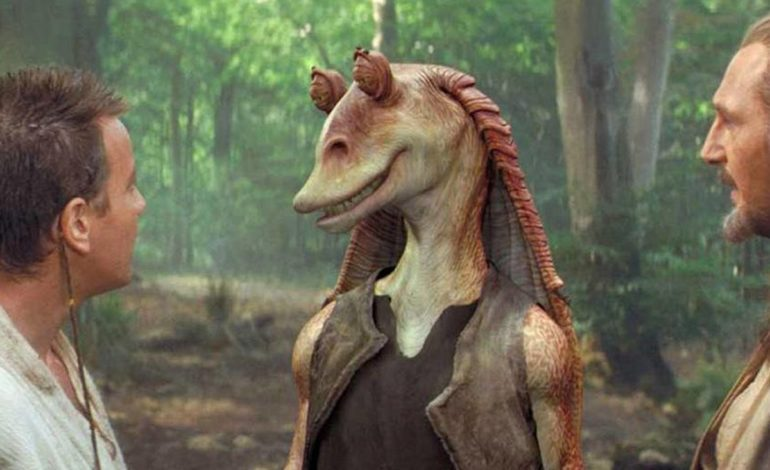 Ahmed Best Interested In Playing Jar Jar Binks for Future 'Star Wars' Project