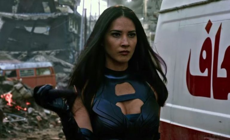 Olivia Munn Set To Star in and Produce Action Film 'Replay'