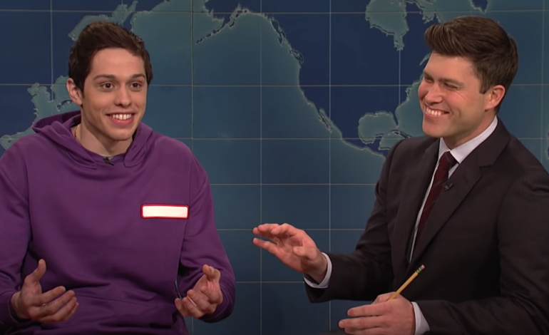 SNL Stars Pete Davidson and Colin Jost Starring Together In 'Worst Man'