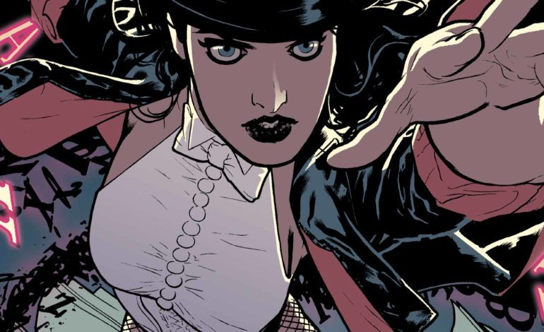 Could Zatanna Be The Next DC Hero To Get A Solo Movie?