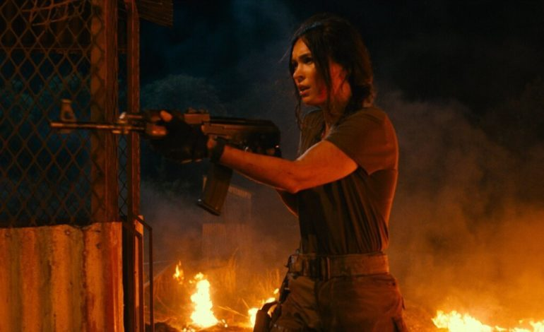 Lions, Rebels and Guns Galore! Megan Fox leads the way in Trailer for 'Rogue'