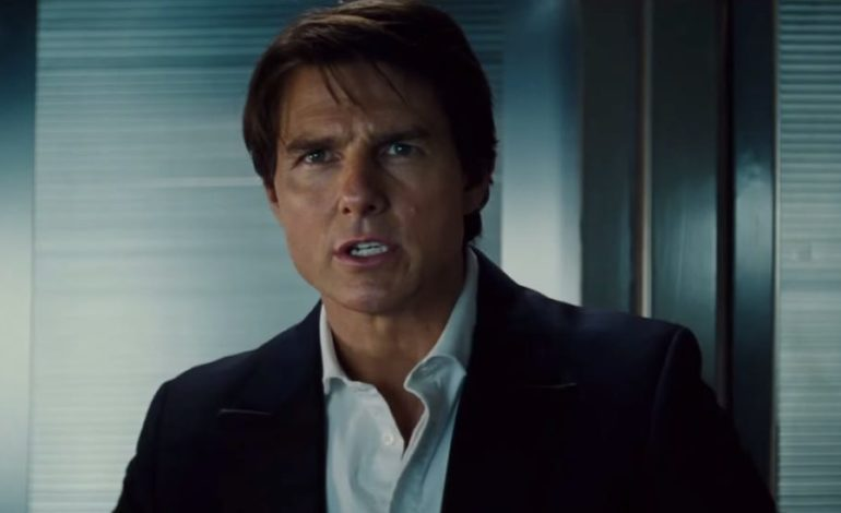 Tom Cruise Went to See 'Tenet' This Week