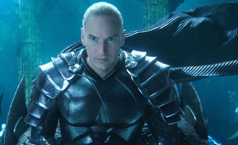 DC FANDOME 'Aquaman 2' Interview with Director James Wan and Patrick Wilson