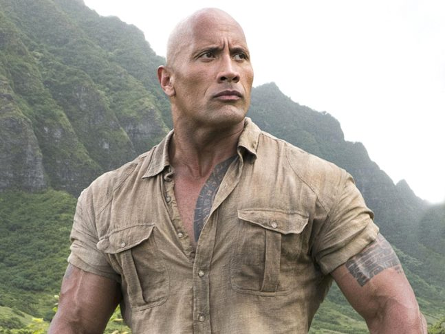 Dwayne Johnson Named Hollywood's Highest-Paid Actor For Second Consecutive Year