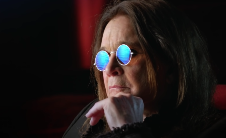 "Sharon Osborne Says 'Ozzy' Biopic Will Be ""An Adult Movie,"" Shares More Details"