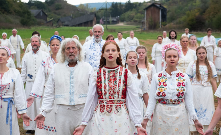 Folk Horror at the movies:'The Wicker Man' (1973) and 'Midsommar' (2019)