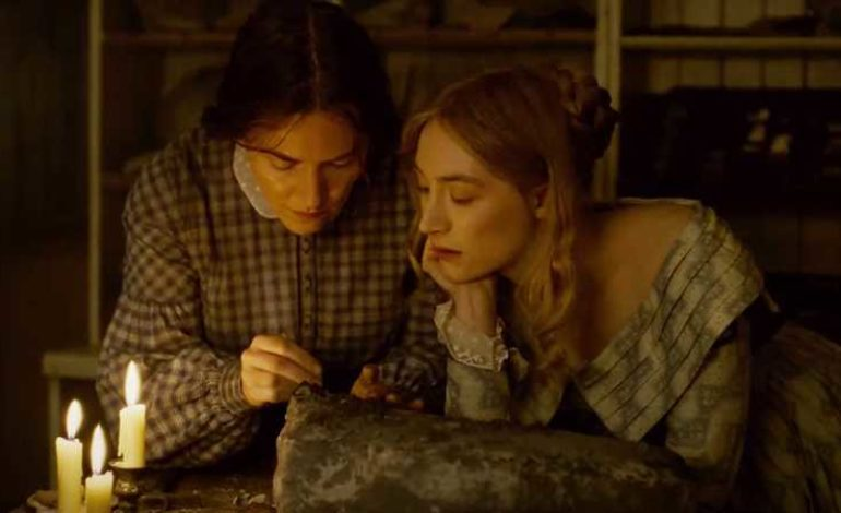 First Trailer for Francis Lee's 'Ammonite' Starring Kate Winslet and Saoirse Ronan
