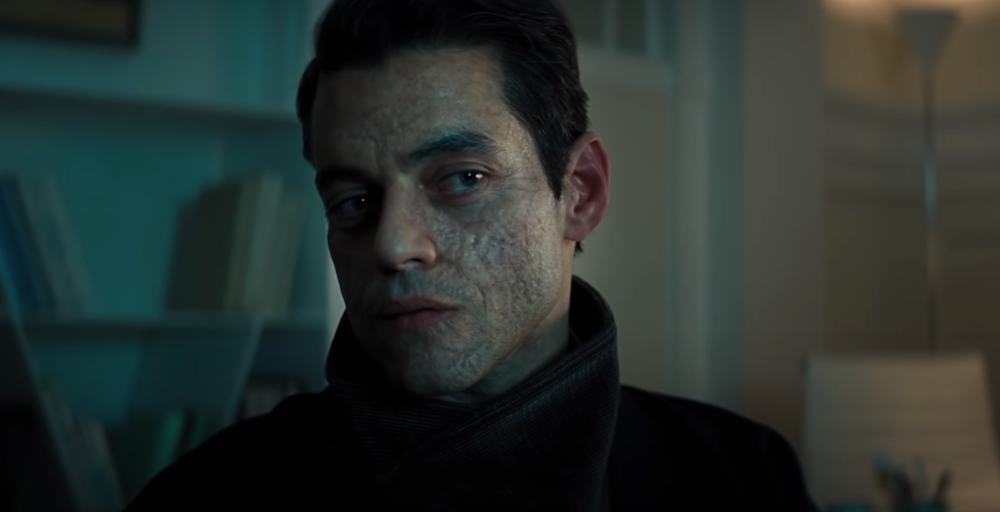 New Trailer Drops for Bond Film 'No Time to Die'