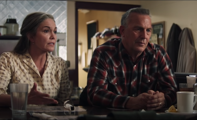 See the First Gritty Trailer for 'Let Him Go' Starring Kevin Costner