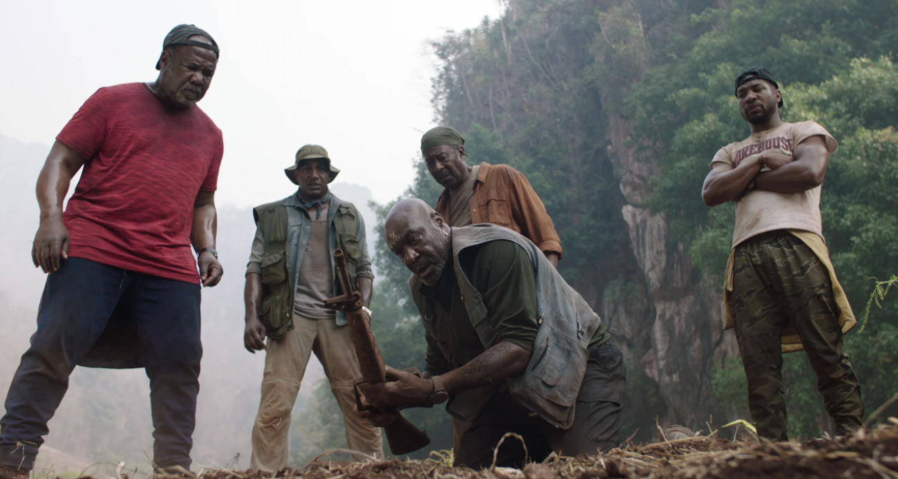 Netflix to Campaign Da Five Bloods Star, Delroy Lindo, in Lead Actor Category