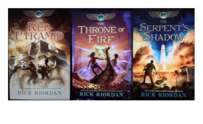 Netflix to Develop Rick Riordan's 'Kane Chronicles' Book Series into Films