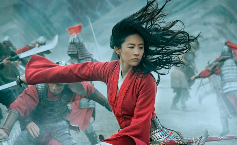 'Mulan' Opens in China with Disappointing Box Office Results