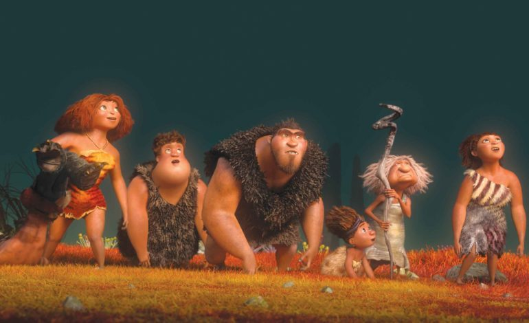 """""""The Croods 2: A New Age"""" Tops Holiday Box-Office"""