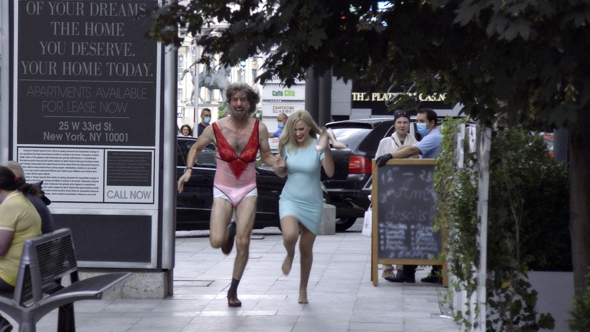 Movie Review: 'Borat Subsequent Moviefilm' - mxdwn Movies