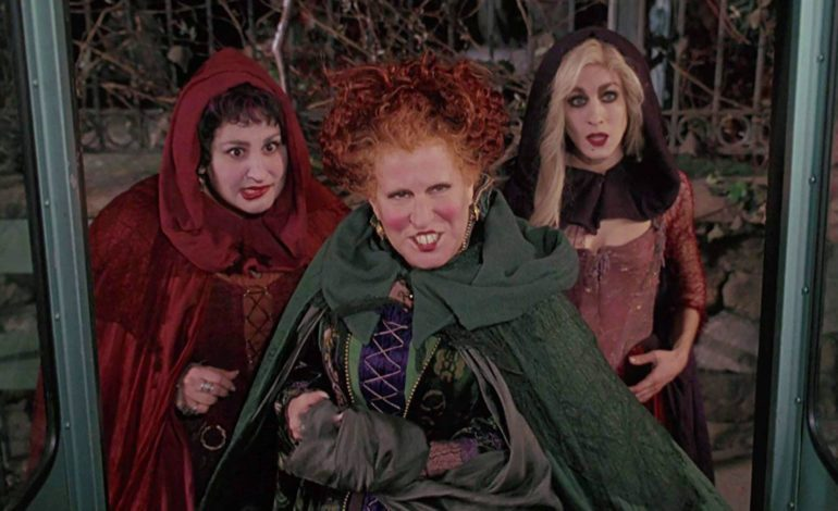 Disney's 'Hocus Pocus' Returning With a Little bit of Magic from Bette Midler and Original Cast and Crew