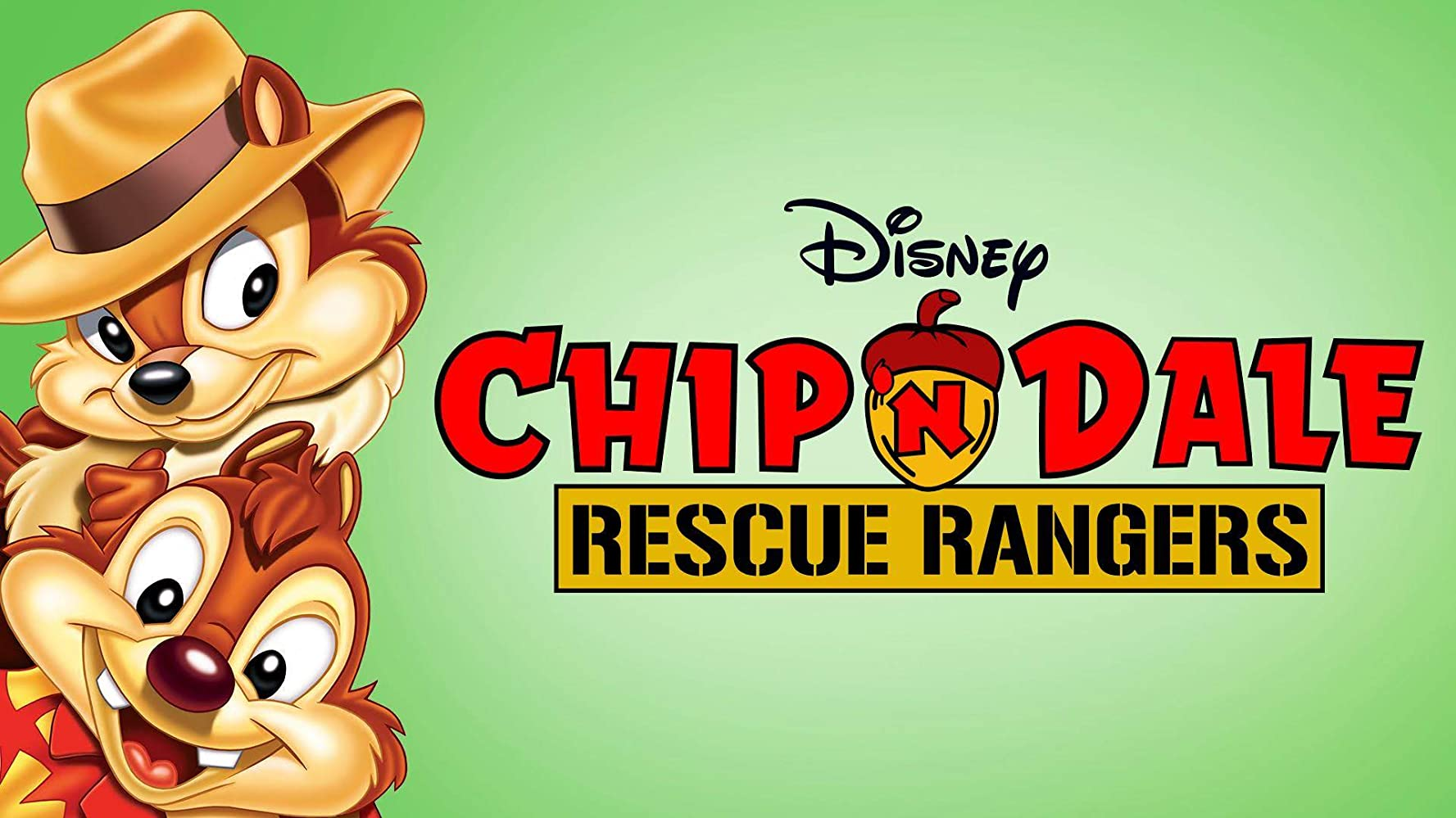 'Chip 'n Dale Rescue Rangers' Is Getting a Live Action Movie