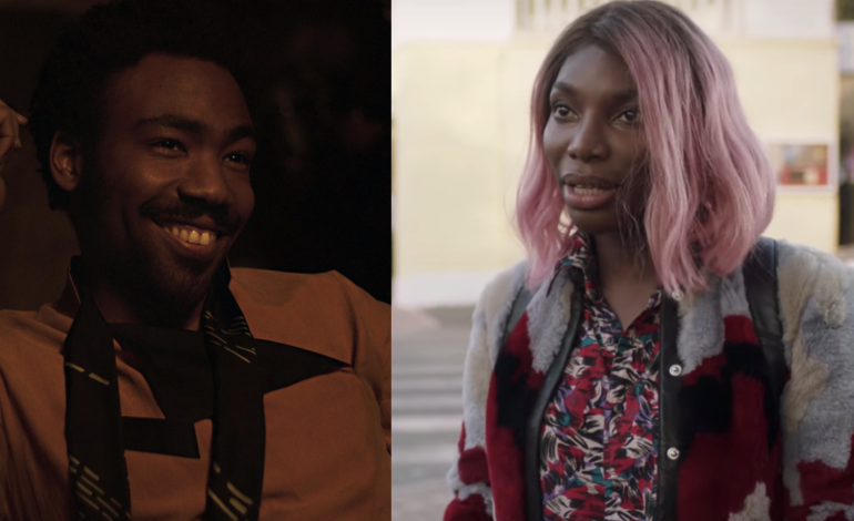 Donald Glover Talks Joy and Terror with Michaela Coel, Along with Announcing His Third Child