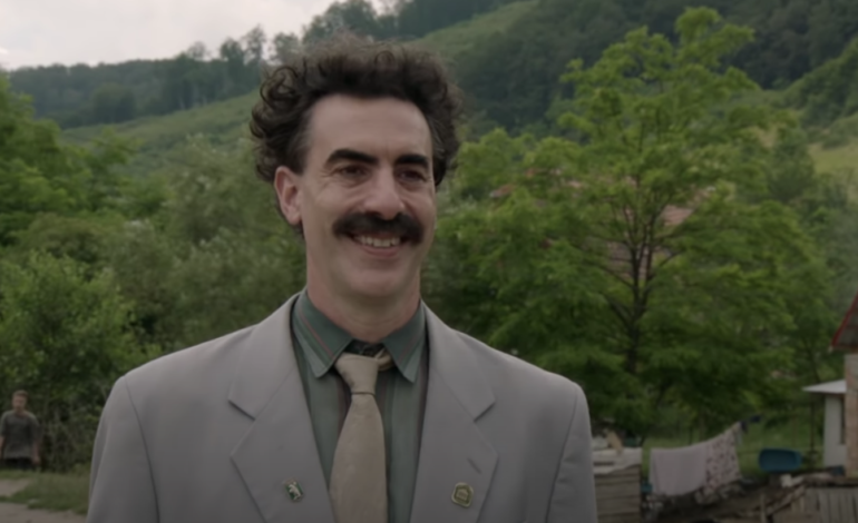 Sacha Baron Cohen Announces that He is Retiring His Borat Character