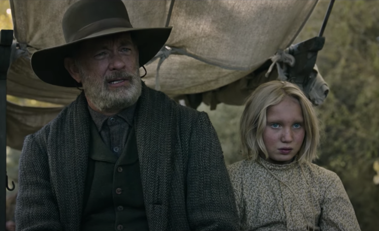 First Trailer 'News of the World' Starring Tom Hanks Drops