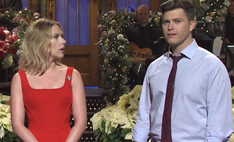 Scarlett Johansson and Colin Jost Announce Their Marriage in A Pretty Classic 2020 Way