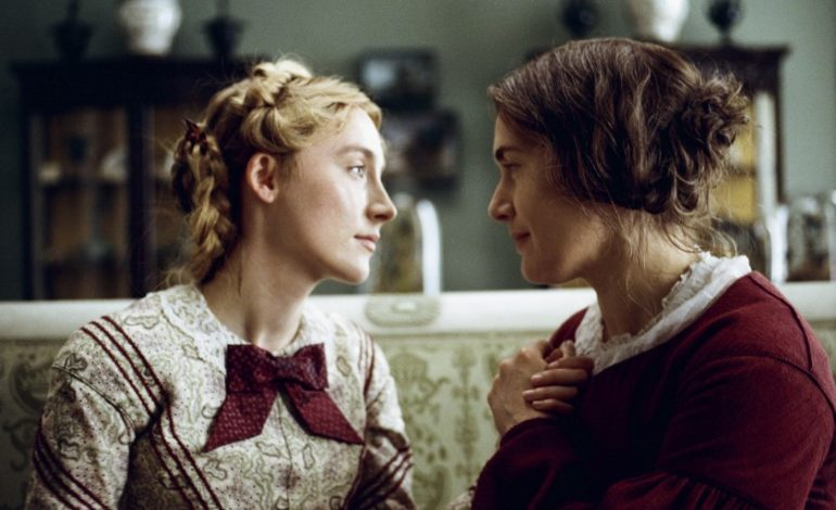 Kate Winslet and Saoirse Ronan's Romance Film 'Ammonite' Opens in Theaters