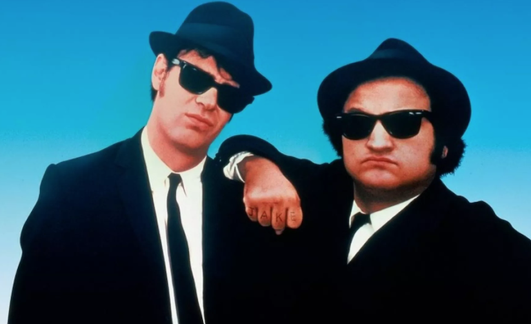 """""""We're on a Mission from God"""". 'The Blues Brothers' Returns to Theaters for its 40th Anniversary!"""