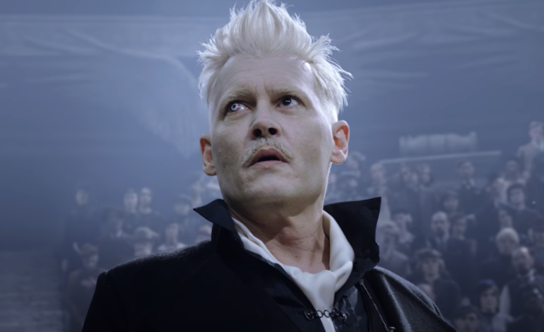Johnny Depp Resigns from 'Fantastic Beasts' Franchise as Grindelwald